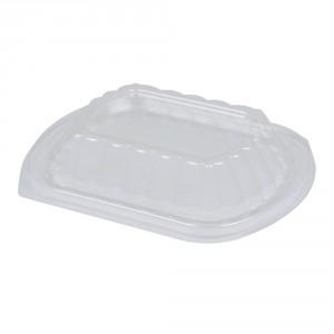 Plastboks låg t/take away mini klar pk/250