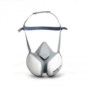 Halvmaske Moldex Compact FFA2 P3 R D