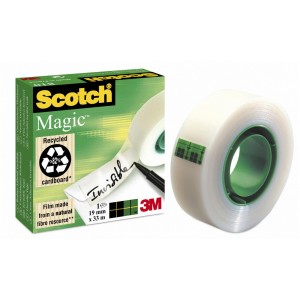 Magic tape Scotch 810 19mmx33m