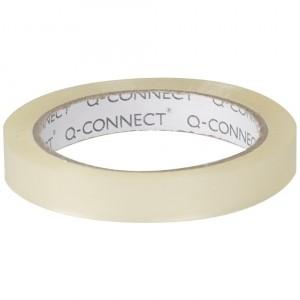 Tape Q-Connect klar 19x66m