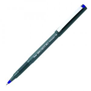 Rollerpen Pentel MR205 Blå 0.2 Dokumentægte