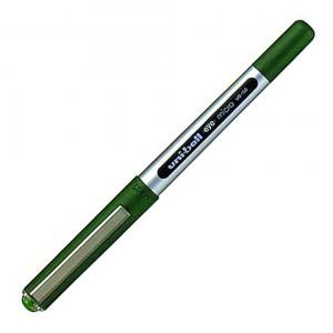 Rollerpen Uniball UB-150 EYE  0.2 Grøn