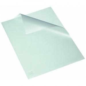 Plastomslag A4 Åben på 3 sider